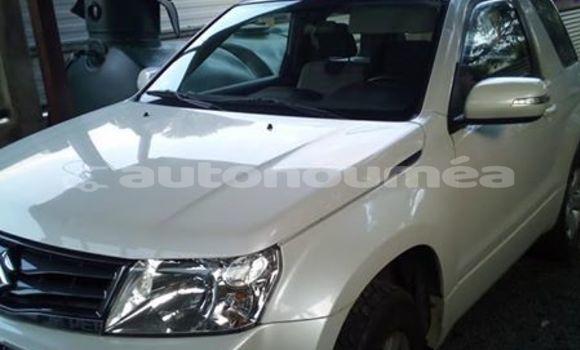 Acheter Occasion Voiture Suzuki Vitara Blanc à Noumea, Sud