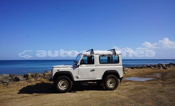 Acheter Occasion Voiture Land Rover Defender Blanc à Noumea, Sud