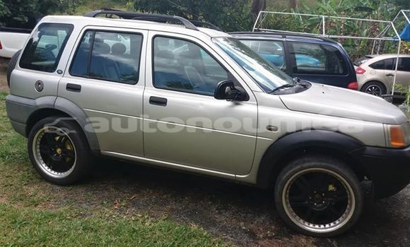Acheter Occasion Voiture Land Rover Freelander Gris à Paita, Sud
