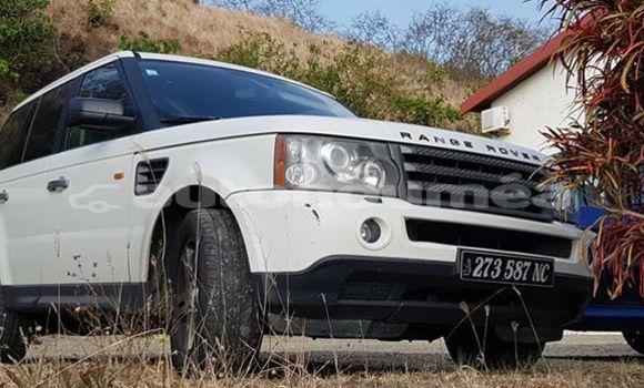 Acheter Occasion Voiture Land Rover Range Rover Sport Blanc à Noumea, Sud