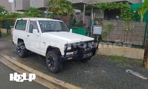 Acheter Occasion Voiture Nissan Patrol Blanc à Noumea, Sud