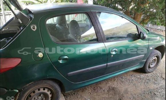 Acheter Occasion Voiture Peugeot 206 Vert à Noumea, Sud