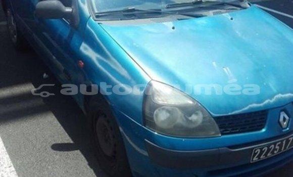Acheter Occasion Voiture Renault Clio Bleu à Noumea, Sud