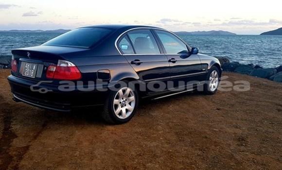 Acheter Occasion Voiture BMW 3–Series Noir à Paita, Sud
