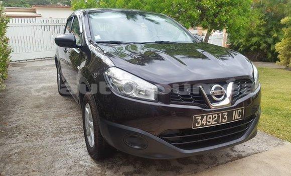 Acheter Occasion Voiture Nissan Qashqai Noir à Noumea, Sud
