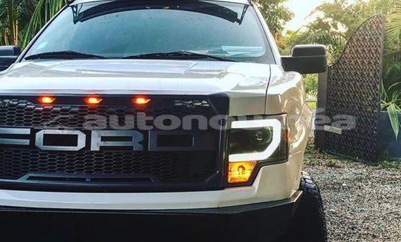 Acheter Occasion Voiture Ford F-150 Blanc à Noumea, Sud
