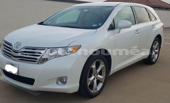 Acheter Occasion Voiture Toyota Venza Blanc à Noumea, Sud