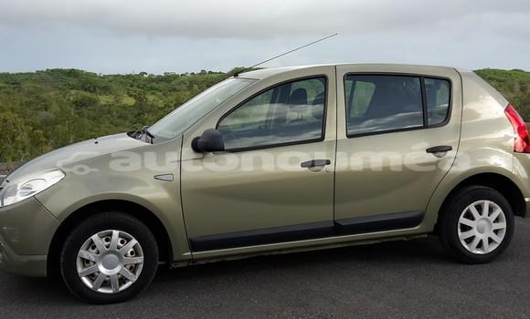Acheter Occasion Voiture Dacia Sandero Beige à Noumea, Sud