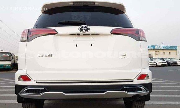 Acheter Importé Voiture Toyota RAV4 Blanc à Import - Dubai, Iles