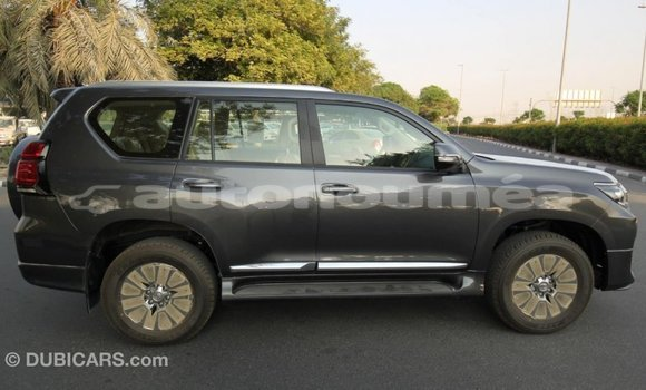 Acheter Importé Voiture Toyota Prado Autre à Import - Dubai, Iles
