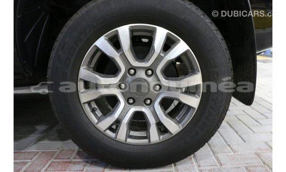 Acheter Importé Voiture Ford Ranger Noir à Import - Dubai, Iles