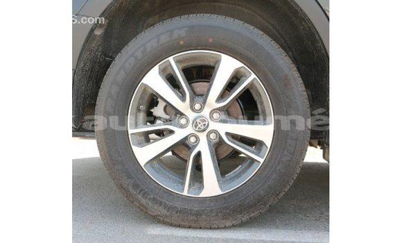 Acheter Importé Voiture Toyota RAV4 Noir à Import - Dubai, Iles