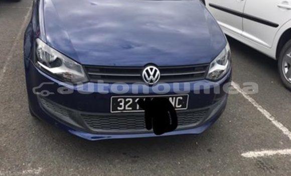 Acheter Occasion Voiture Volkswagen Polo Autre à Thio, Sud