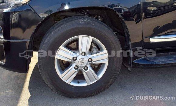 Acheter Importé Voiture Toyota Land Cruiser Noir à Import - Dubai, Iles