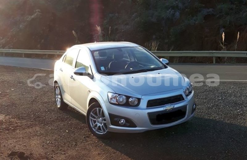 Buy Used Chevrolet Aveo Other Car In Ponerihouen In Nord Autonoumea