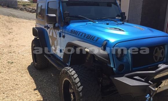 Acheter Occasion Voiture Jeep Wrangler Autre à Noumea, Sud