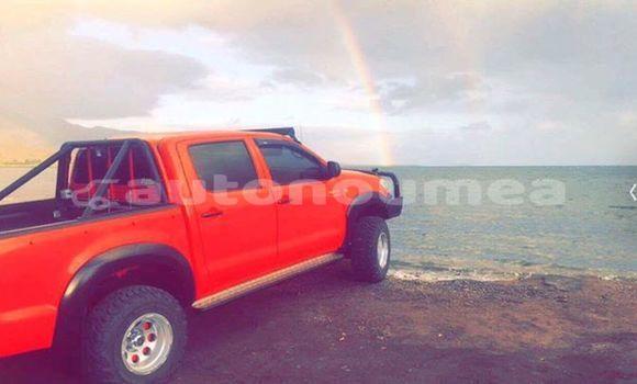 Acheter Occasion Voiture Toyota Hilux Autre à Houailu, Nord