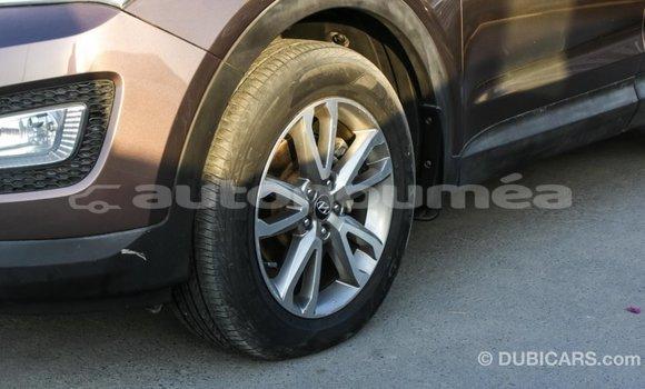 Acheter Importé Voiture Hyundai Santa Fe Marron à Import - Dubai, Iles