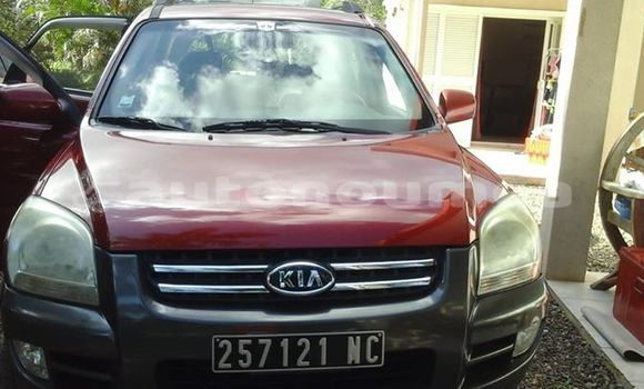 Acheter Occasion Voiture Kia Sportage Autre à Ouegoa, Nord