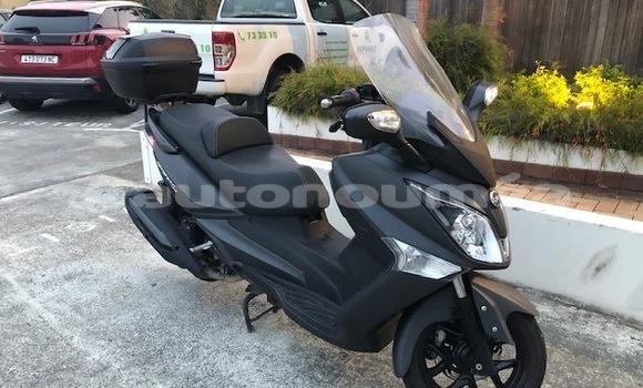 Acheter Occasion Moto Sym GTX Noir à Noumea, Sud