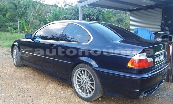 Acheter Occasion Voiture BMW 3Series Autre à Thio, Sud