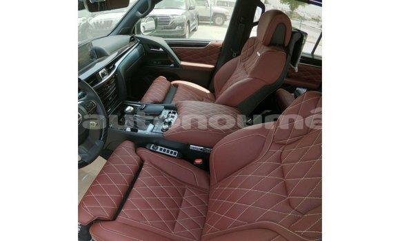 Acheter Importé Voiture Lexus LX Noir à Import - Dubai, Iles