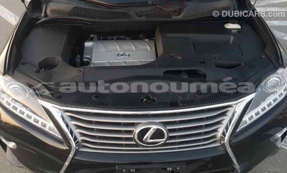 Acheter Importé Voiture Lexus RX 350 Noir à Import - Dubai, Iles