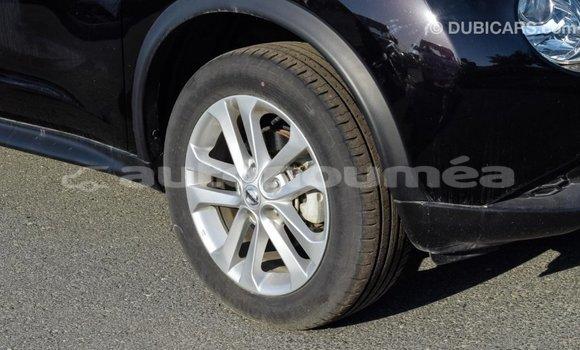 Acheter Importé Voiture Nissan Juke Noir à Import - Dubai, Iles