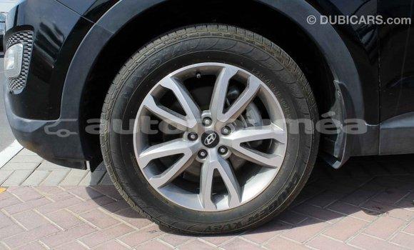 Acheter Importé Voiture Hyundai Santa Fe Noir à Import - Dubai, Iles