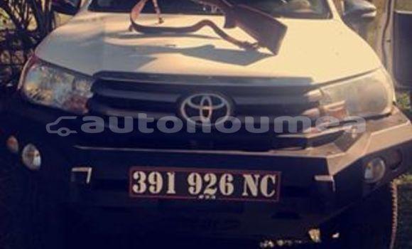 Acheter Occasion Voiture Toyota Hilux Autre à Noumea, Sud