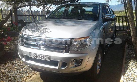 Acheter Occasion Voiture Ford Ranger Gris à Pouembout, Nord