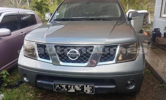 Acheter Occasion Voiture Nissan Pathfinder Gris à Kone, Nord