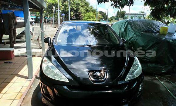 Acheter Occasion Voiture Peugeot 308 Noir à Kone, Nord