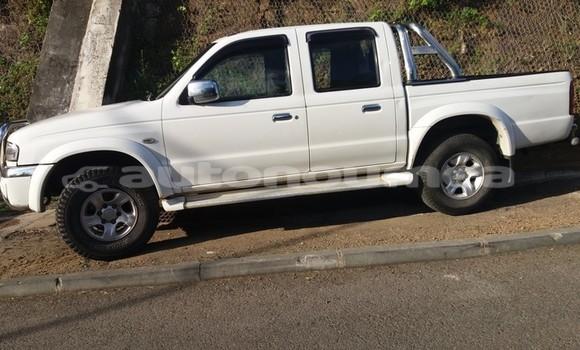 Acheter Occasion Voiture Mazda B–series Blanc à Noumea, Sud