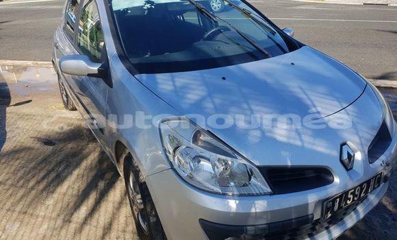Acheter Occasion Voiture Renault Clio Gris à Noumea, Sud
