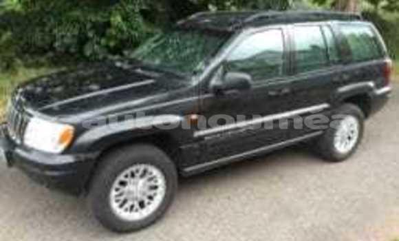 Acheter Occasion Voiture Jeep Grand Cherokee Autre à Noumea, Sud